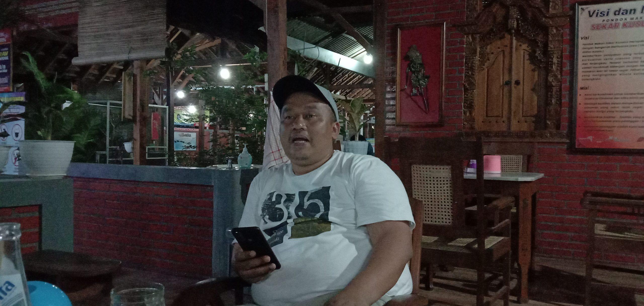 M Dadang Iskandar