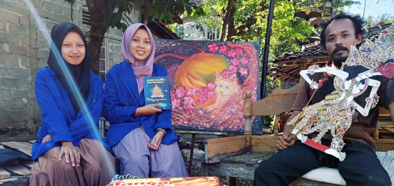 Seniman Dan Mahasiswa Staiyo